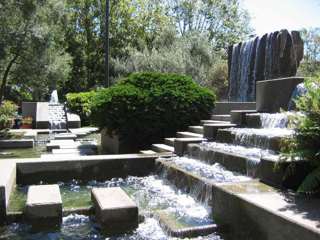 The Bay Area S Modern Landscape Legacy Spur
