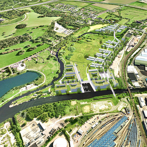 What Is Landscape Urbanism Spur
