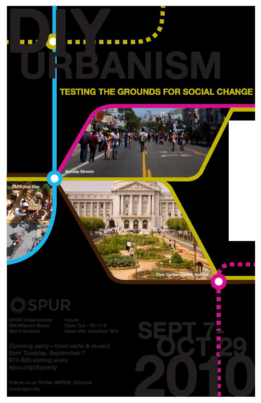 Diy urbanism opening party spur diy urbanism opening party solutioingenieria Choice Image