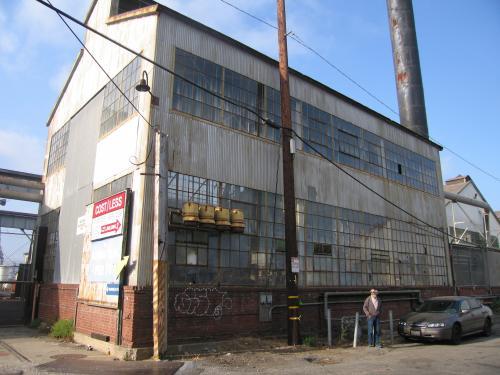 steam powerhouse