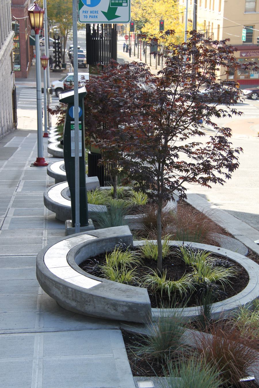 8 shades of green infrastructure spur for Garden design solutions