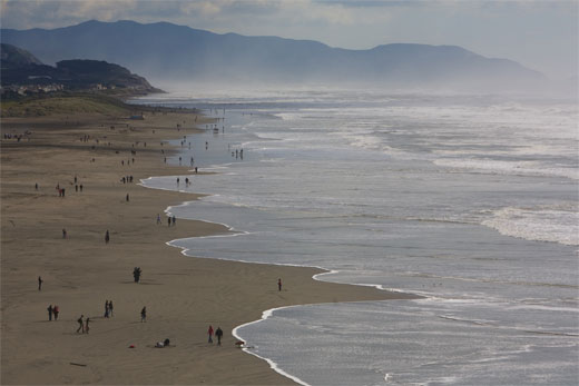 Ocean Beach   Miles Of Sand And Dunes On The Citys Edge Faces Serious Challenges From Erosion And Sea Level Rise Which Threaten Local Infrastructure And