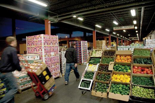 Wholesale Produce Food Distribution Services – Fondos de Pantalla