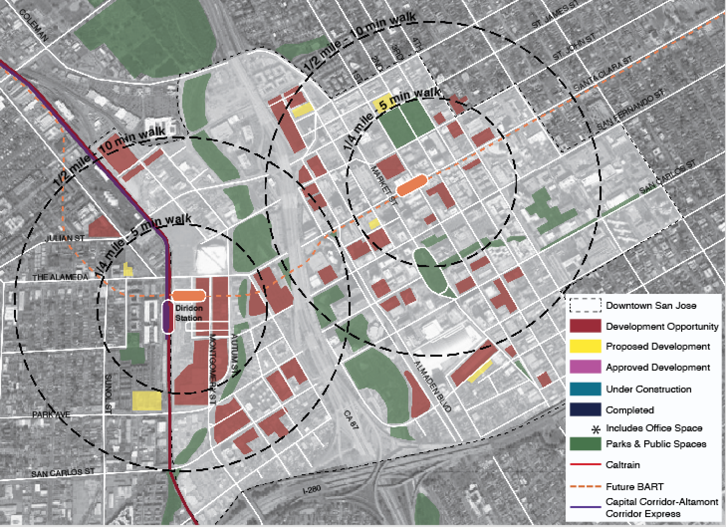 A Boom, and a Turning Point, for Downtown San Jose | SPUR