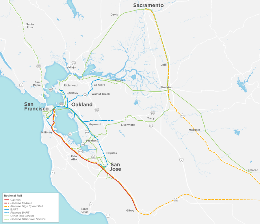 How Caltrain's Business Plan Can Reinvent the Railroad | SPUR on