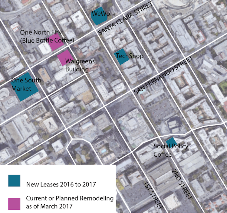 What's Going Up in Downtown San Jose? Our Take on Three Trends | SPUR