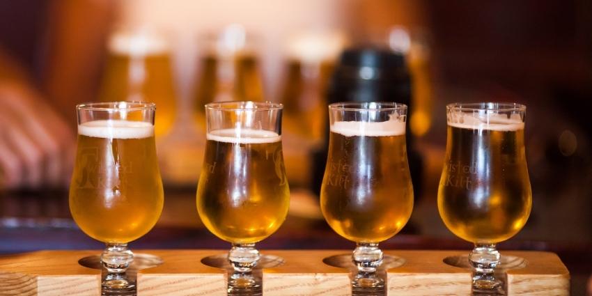 budding breweries