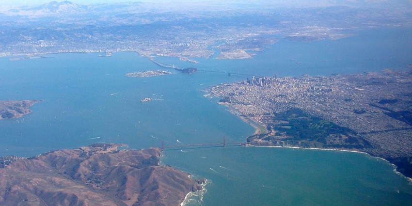 how would you define the bay area spur