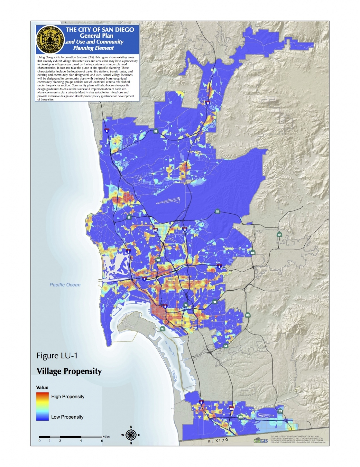 Cities of Villages What San Jose Can Learn from San Diego SPUR