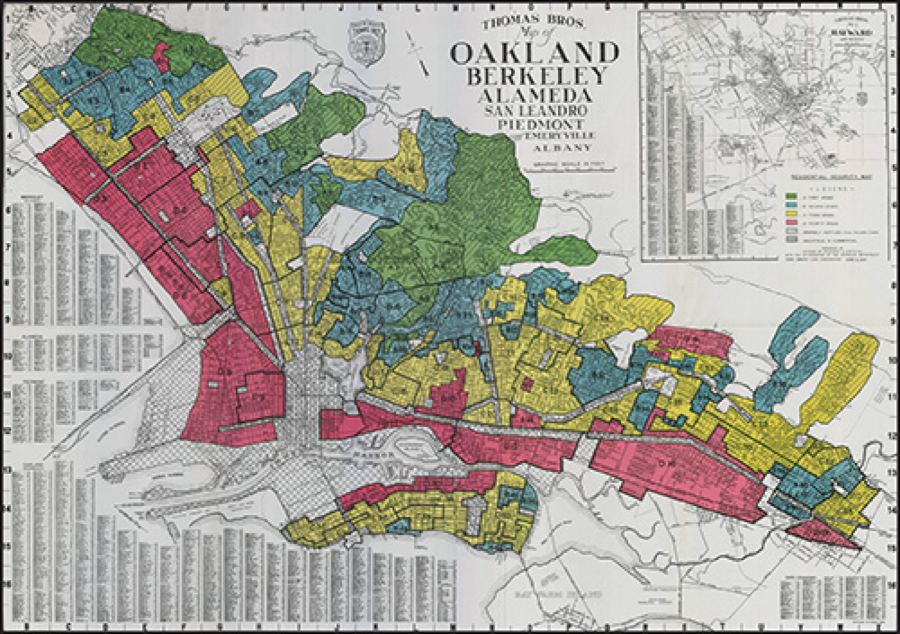 Oakland Zoning Map What Temescal and Rockridge Have to Do With Oakland's Housing