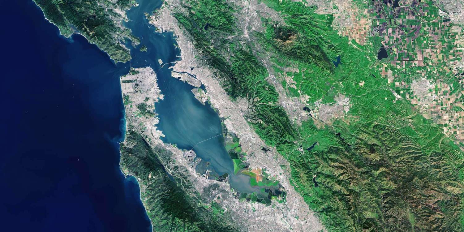 Picture of: Where Exactly Is The Bay Area Spur
