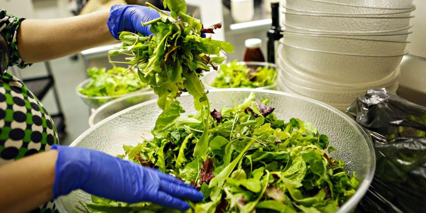 California Leaders In Healthy Food Trends