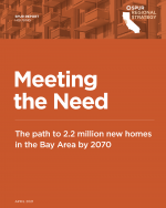 Meeting the Need report cover