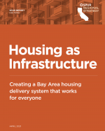 Housing as Infrastructure report cover